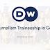 فرصة تدريبية فى مجال الصحافة والإعلام بمؤسسة DW