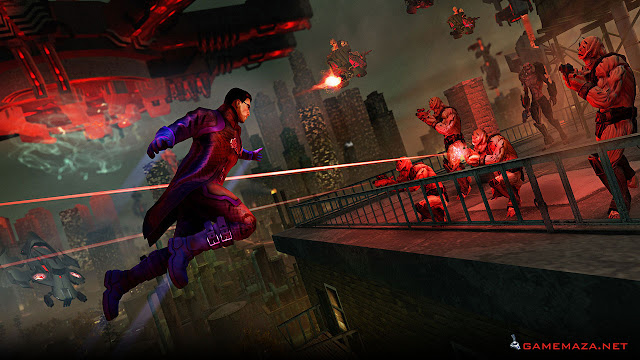 Saints Row IV 4 Gameplay Screenshot 1