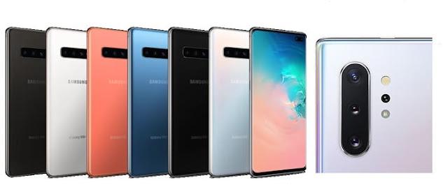 مواصفات هاتف Galaxy S20 الجديد من سامسونج