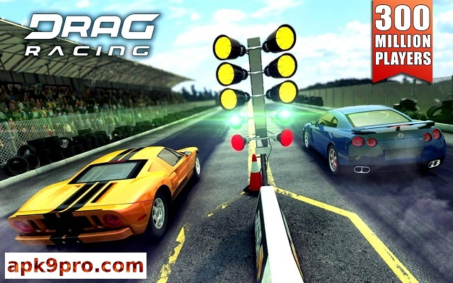 Drag Racing 1.8.0 Apk + Mod File size 44 MB for android