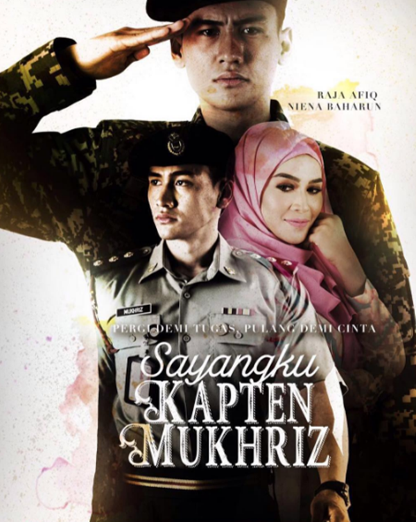 Gambar Raja Afiq, Hero Sayangku Kapten Mukhriz Berbadan Gempal Yang Tidak Pernah Dilihat!