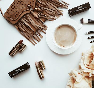 Royal Mat Lipstick - Pierre Rene a moje wrażenia :)