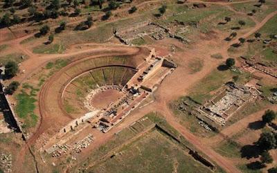 Αρχαίο Θέατρο Ερέτριας. Η αποκατάσταση ενός μνημείου