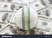 Ball in rupees
