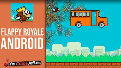 Nuevo Battle Royale, Descargar Flappy Royale para Android