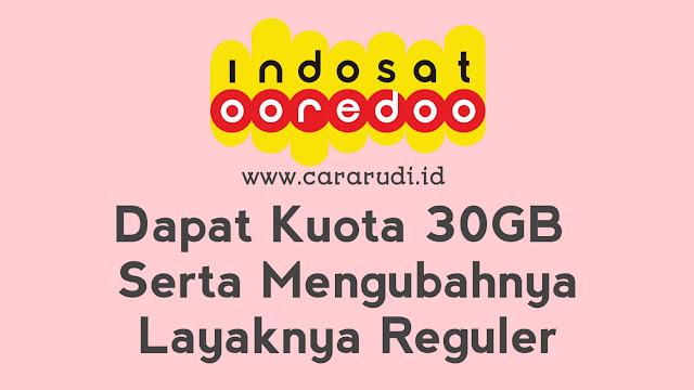 Cara Mengubah Kuota Indosat Edukasi 30GB dengan Psiphon Pro