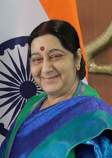 A Tribute To Sushma Swaraj Ji