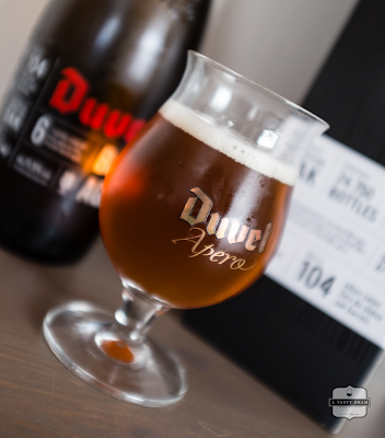 Duvel Barrel Aged batch #1