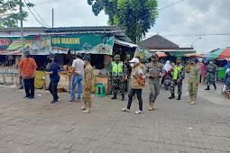 Patroli PPKM Darurat Level - 4 Tetap dilakukan Kodim, Polres dan Pemkab Klaten