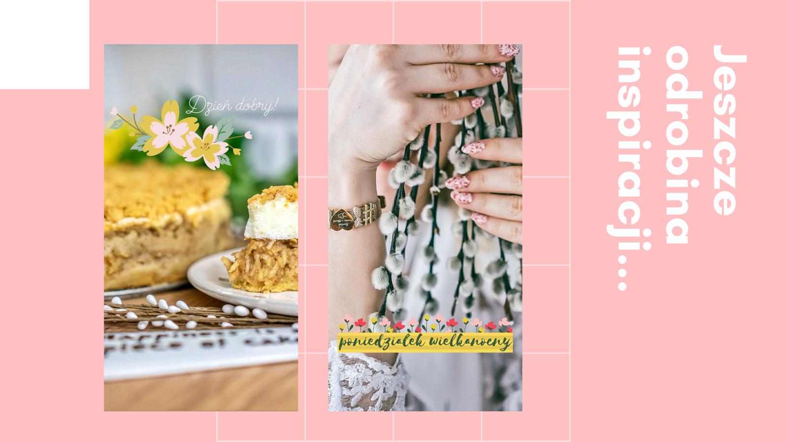 13 darmowe naklejki na instastories kwiaty wielkanoc jak zrobić swoją naklejkę na stories instagram jak wstawiać naklejki na instastory klawiatura swiftkey instrukcja krok po kroku