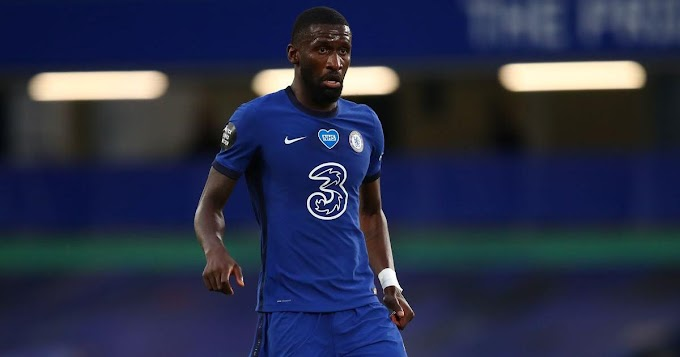 Revealed: Everton was interested in Chelsea defender Rudiger but 'put off' by price