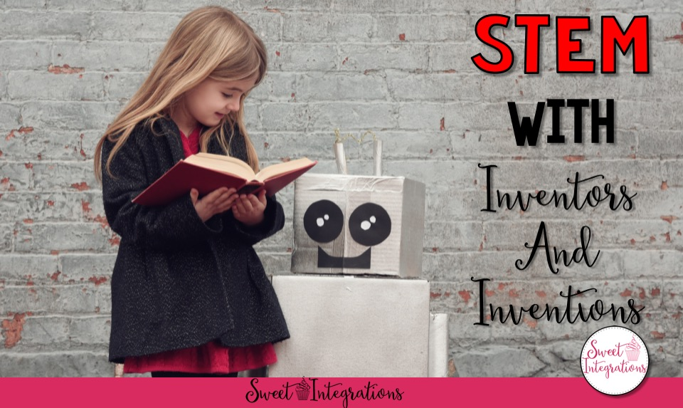 Students can learn more about inventions and famous inventors. Videos, books and ideas provided.