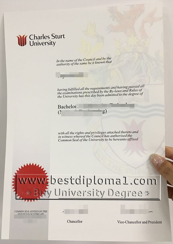 CSU degree samples