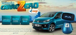 Cadastrar Promoção ZAP Imóveis 2017 Missão Carro Zero Corretores