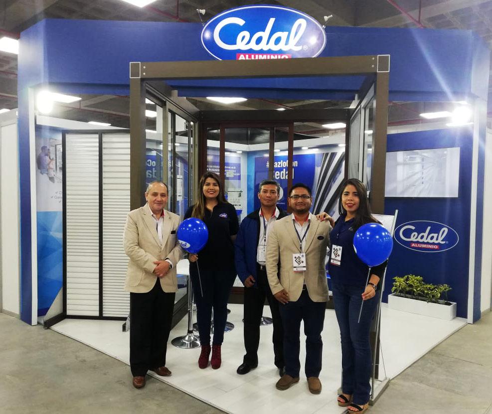 CEDAL participó en la Feria Internacional Quito Construcción