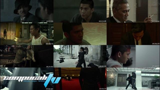 La Redada 2 DVDRip Latino