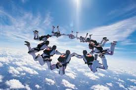 My First Skydiving Jump