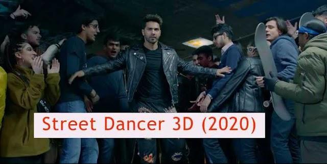 Download Street Dancer 3D (2020) Free Leaked By TamilRockers.