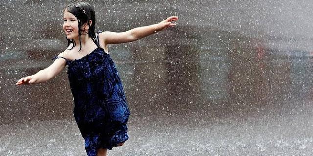 Main Hujan-Hujanan, Sehat Atau Tidak Untuk Tubuhmu?
