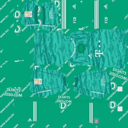 512x512 FC Bayern Munich Kits