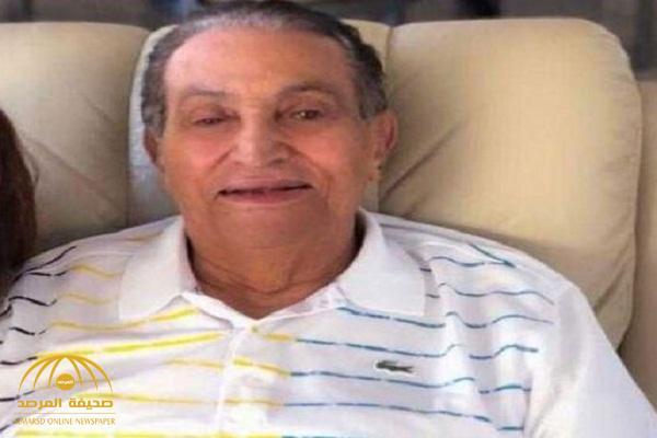 وفاة حسنى مبارك منذ دقائق