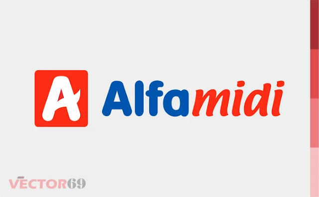 Logo Alfamidi - Download Vector File PDF (Portable Document Format)