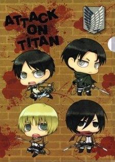 Đại Chiến Titan Bản Đặc Biệt -Shingeki no Kyojin Specials