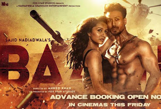 Baaghi 3 Movies Full HD Video