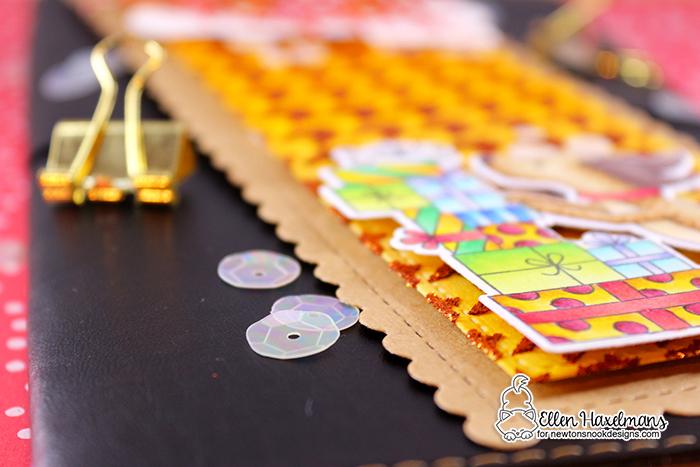 #newtonsnookdesign #newtonsnook #nnd #copimarker #copiccoloring #copic #Stamping #designermail #newsletter #sneaky #peek