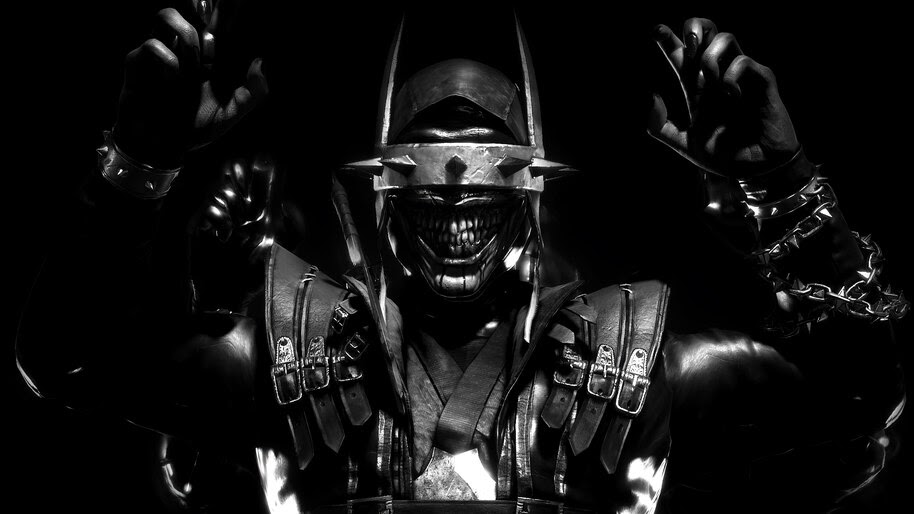 Noob Saibot, The Batman Who Laughs, 4K, #7.1312