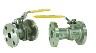 2-piece and unibody ball valves