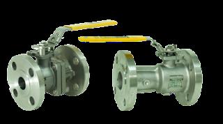 2-piece and unibody ball valves