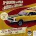 Polo Caruaru realiza Encontro de Opalas e demais carros antigos