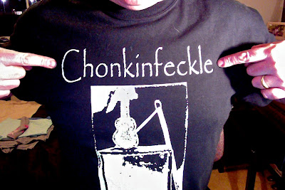 chonkinfeckle tshirt