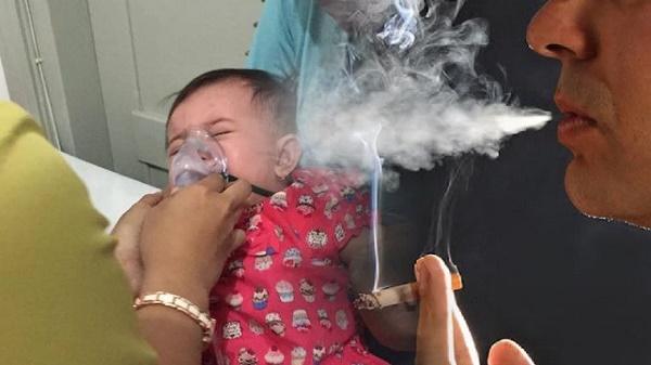 Merokoknya di Luar Rumah dan Jauh dari Anak, Jangan Dikira Itu Aman, Bahayanya Lebih Besar!