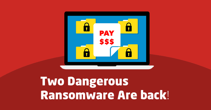 Ransomware-attack