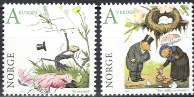 Norway - 2007 Theodor Kittelsen