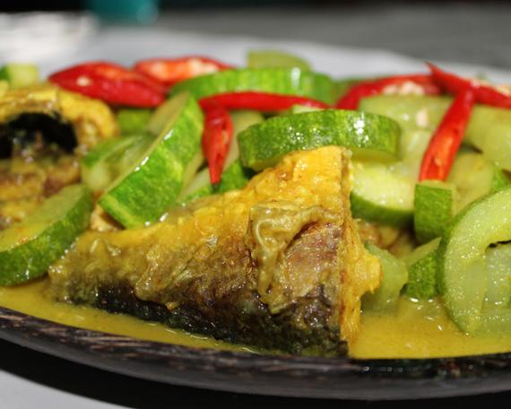 Resep Ikan Acar Kuning