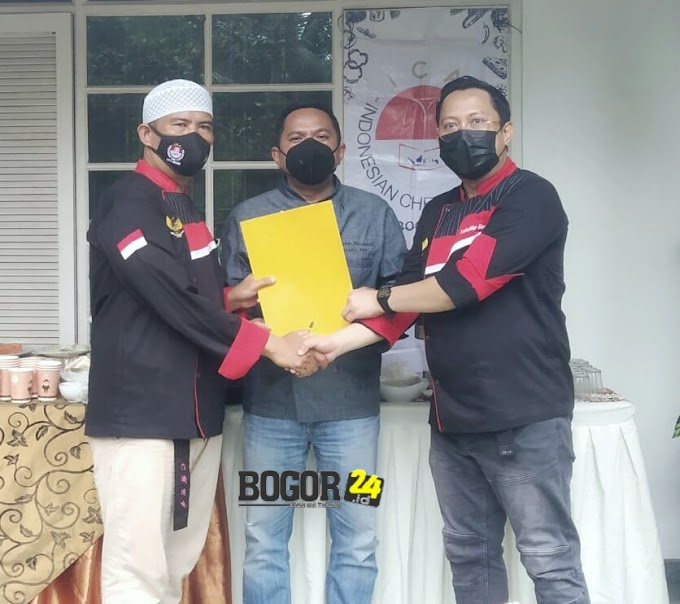 Tugas Negara ke Eropa, Chef Haris Gantikan Chef Samin Pimpin ICA BPC Bogor Raya