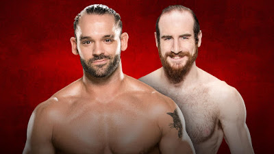 Tye Dillinger vs. Aiden English (Kickoff Match)