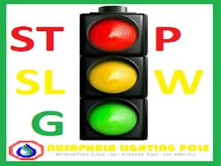 lampu isyarat traffic light