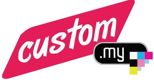 Pilihan Produk Menarik Dengan Design Sendiri di Custom.my