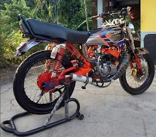 Yamaha RX King jakarta bandung surabaya