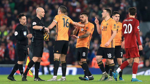 VAR is ridiculous and confusing - Conor Coady, VAR a waste, VAR go against Wolves again