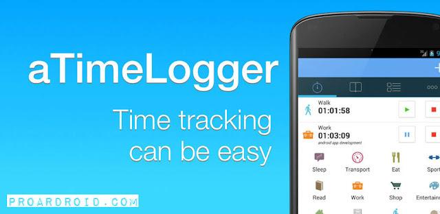 aTimeLogger بنسخته المدفوعة