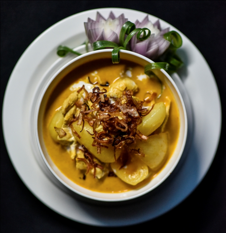 Fancy Making An Authentic Massaman Thai Curry?