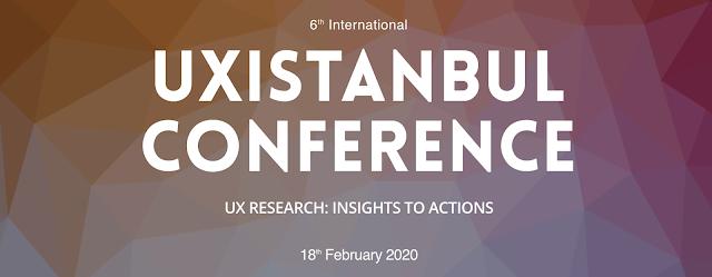 UX Istanbul 2020