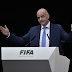 """And we will restore the image of FIFA and the respect of FIFA and everyone in the world will applaud us"" - Gianni Infantino"