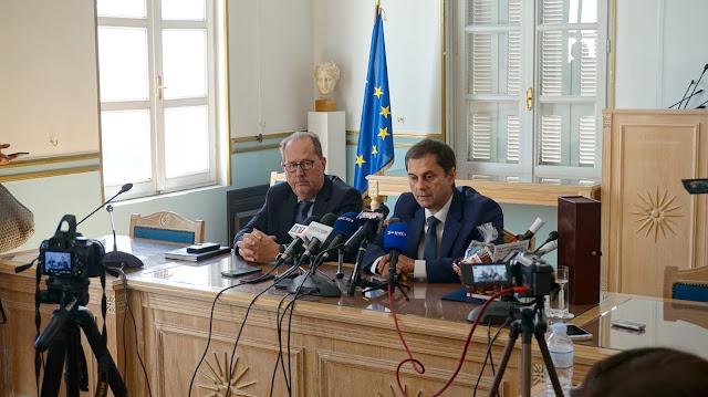 Συνάντηση Νίκα - Θεοχάρη στην Τρίπολη: Συγκροτείται συμβούλιο τουριστικής πολιτικής στην Περιφέρεια Πελοποννήσου