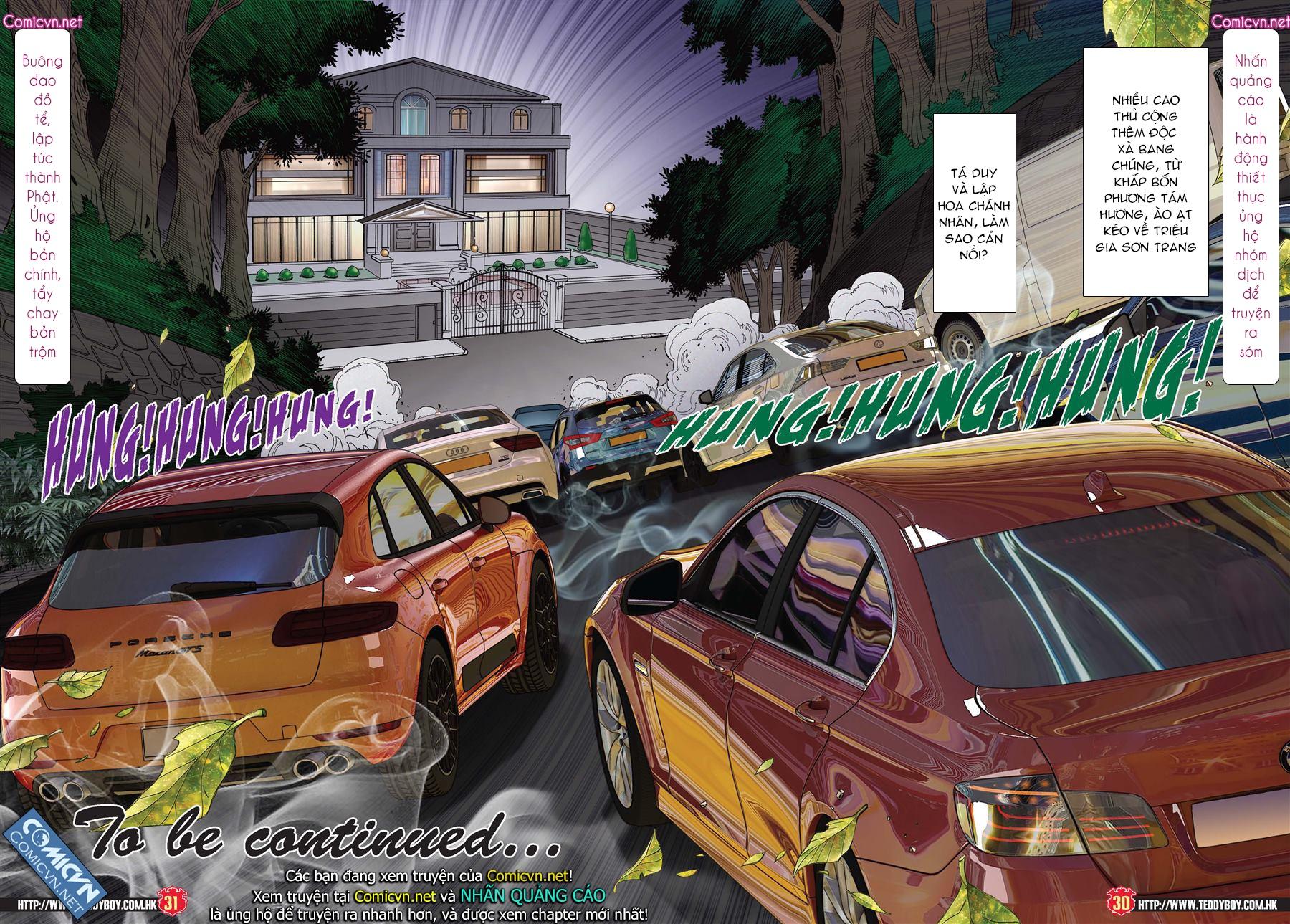 Người Trong Giang Hồ RAW Chương 2083 - NhoTruyen.Net